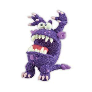 Monster lilla