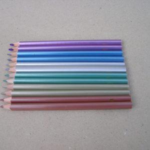 Metallic 2 af hver 4mm filia