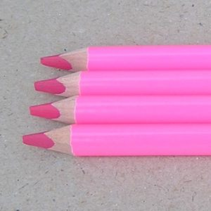 Pink 6mm filia farveblyant