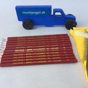 bruynzeel-hb-blyanter-roede