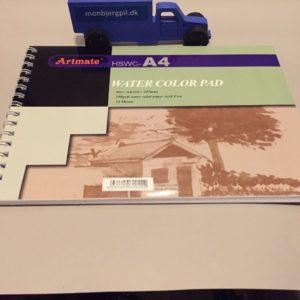 vandfarve-sprial-blok-A4-artmate-190-24