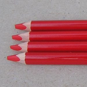 Rød 6mm filia farveblyant